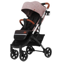 Прогулянкова коляска-книжка CARRELLO Astra CRL-5505 Apricot Pink (Каррелло Астра)