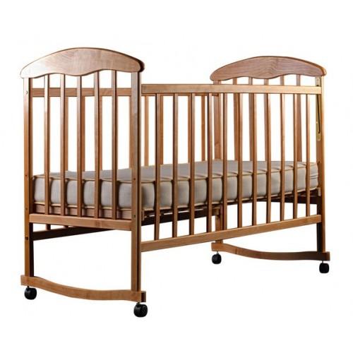 Дитяче ліжко Наталка (вільха світла)