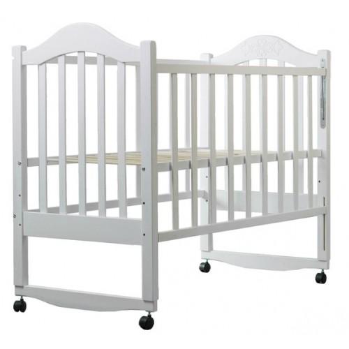 Дитяче ліжко Babyroom Діна D101 (біла) (Бейбірум)
