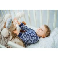 Детская кроватка-трансформер  DeSon лодочка (ваниль)