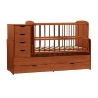 Дитяче ліжко-трансформер (Яблуня)