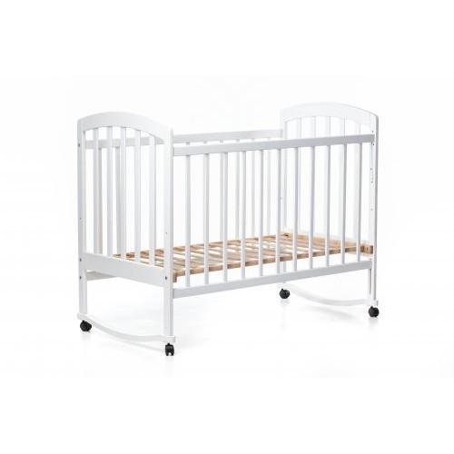 Дитяче ліжко «LAMA» білий