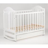 Дитяче ліжко «Наполеон NEW» маятник біла