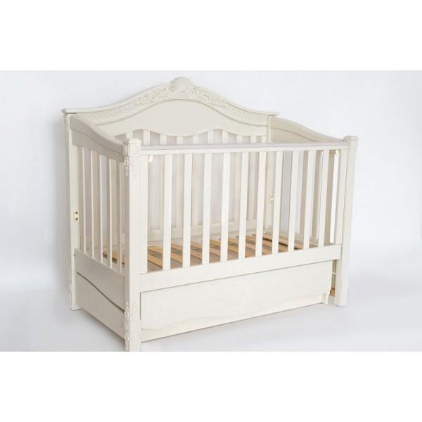 Дитяче ліжко «Victoria» біла