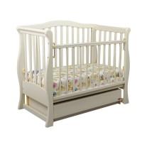 Дитяче ліжко «VIVA» Premium ваніль