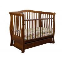 Дитяче ліжко «VIVA» Premium горіх