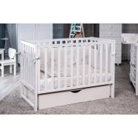 Детская кроватка Twins Pinocchio (белый)