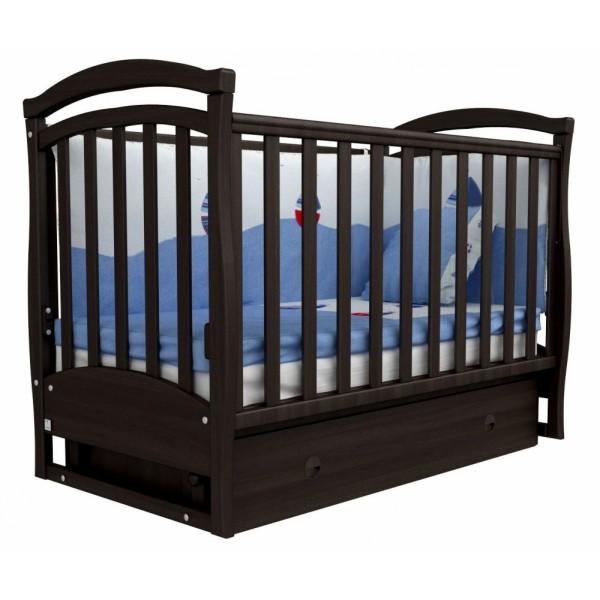 Дитяче ліжко Верес Сонька ЛД6 (горіх)