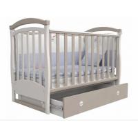 Дитяче ліжко Верес Сонька ЛД6 (білий/сірий)