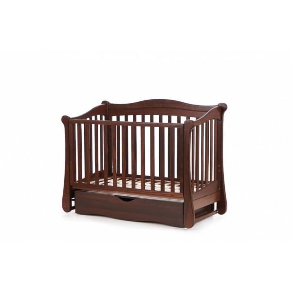 Детская кроватка Верес СОНЯ ЛД 18 (орех)