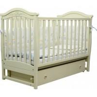 Дитяче ліжко Верес ЛД3 (слонова кістка)