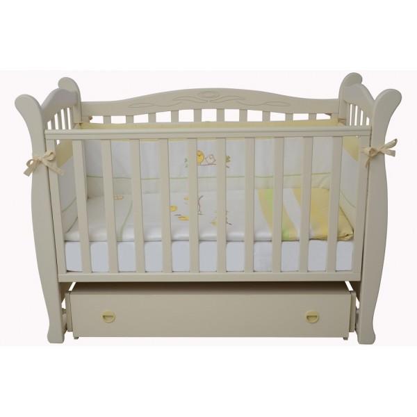 Дитяче ліжко Верес СОНЯ ЛД15 (слонова кістка)