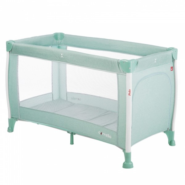 Манеж Carrello Polo CRL-11601 Spring Green (Каррелло Поло)