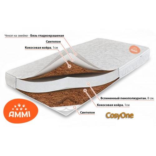 Матрац AMMI CFC (кокос-поролон-кокос) 10 см (АММІ)