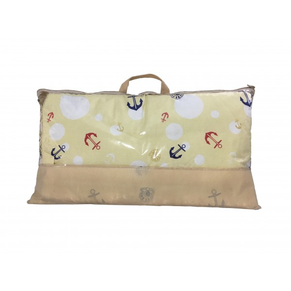 Захист в ліжечко AMMI Морячок (жовтий) (АММІ)