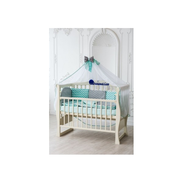 Постільний комплект Добрий Сон Baby line Eco 2 (Бейбі Лайн Еко)