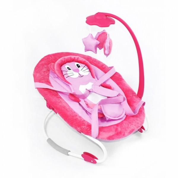 Шезлонг-гойдалка TILLY BT-BB-0002 Pink (Тіллі)
