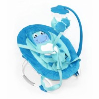 Шезлонг-качалка TILLY BT-BB-0002 Blue