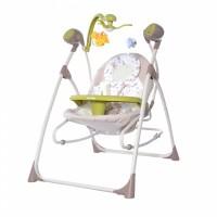 Крісло-гойдалка CARRELLO Nanny 3 в 1 CRL-0005 Brown Fox (Каррелло Нанні)