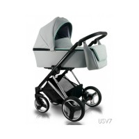 Універсальна коляска 2 в 1 Bexa Ultra Style V USV-7 (Бекса Ультра Стайл В)