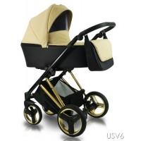 Універсальна коляска 2 в 1 Bexa Ultra Style V USV-6 (Бекса Ультра Стайл В)