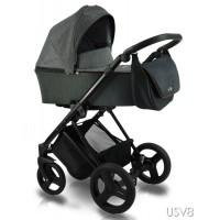 Універсальна коляска 2 в 1 Bexa Ultra Style V USV-8 (Бекса Ультра Стайл В)