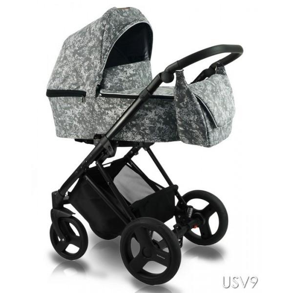 Універсальна коляска 2 в 1 Bexa Ultra Style V USV-9 (Бекса Ультра Стайл В)