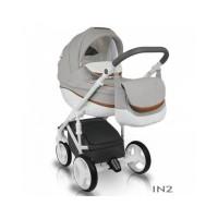 Універсальна коляска 2 в 1 Bexa IDEAL NEW IN-2 (Бекса Ідеал)