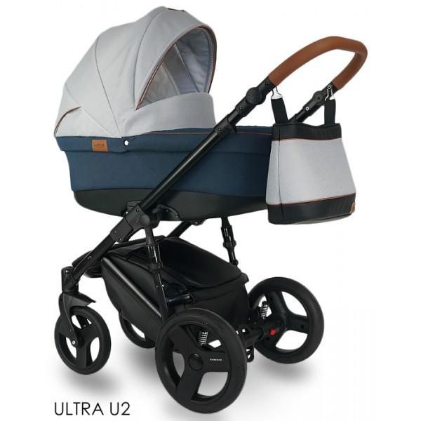 Універсальна коляска 2 в 1 Bexa ULTRA U2 (Бекса Ультра)