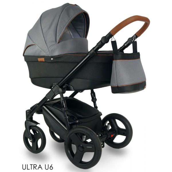 Універсальна коляска 2 в 1 Bexa ULTRA U6 (Бекса Ультра)