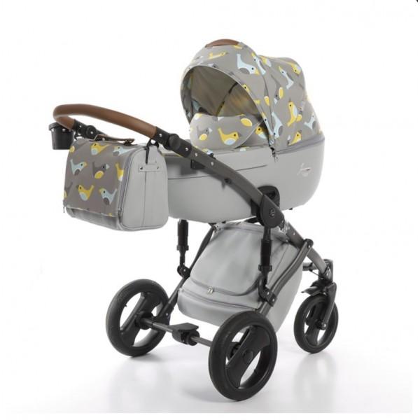 Універсальна коляска 2 в 1 Junama Limited Edition SkyLark (Юнама Лімітед Едішн)