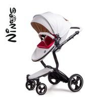 Дитяча коляска 2 в 1 NINO'S A88 White Elegance (Нінос)