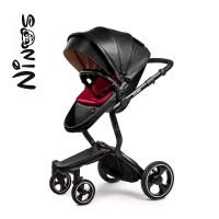 Дитяча коляска 2 в 1 NINO'S A88 Black Edition (Нінос)