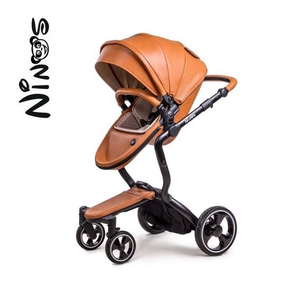 Дитяча коляска 2 в 1 NINO'S A88 Marron (Нінос)