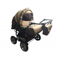 Коляска-трансформер Trans Baby Taurus Duo 03/24 LEN (Транс Бейбі Таурус Дуо Льон)