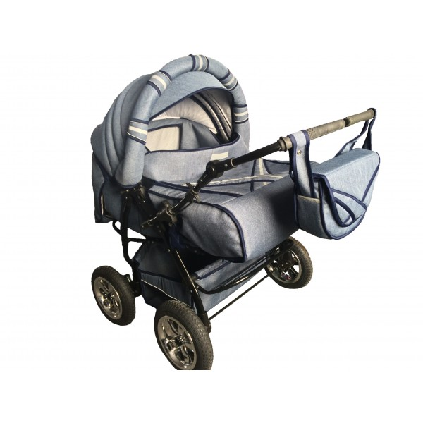 Коляска-трансформер Trans Baby Taurus Duo Джинс LEN (Транс Бейбі Таурус Дуо Льон)