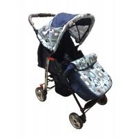 Прогулянкова коляска Baby Car 13/Cube A (Бейбі Кар)