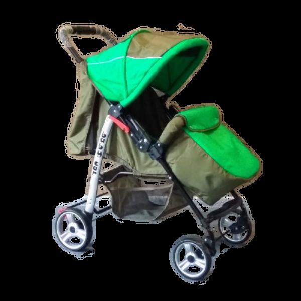 Прогулянкова коляска Baby Car 12/96 (Бейбі Кар)