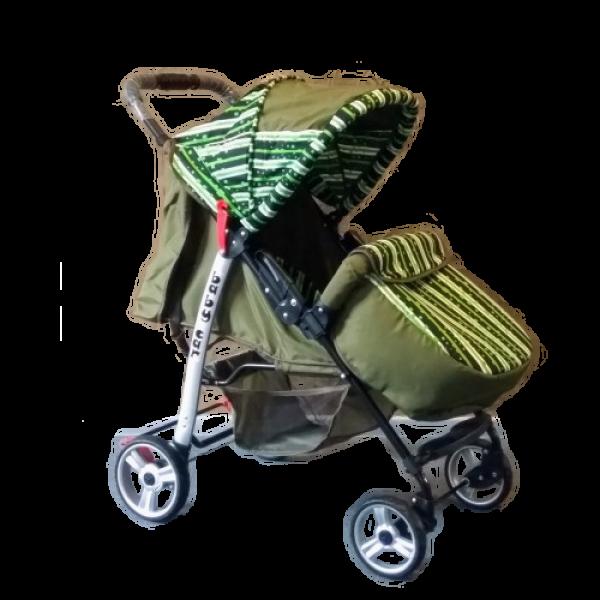 Прогулянкова коляска Baby Car 12/Paski (Бейбі Кар)