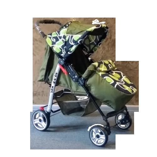 Прогулянкова коляска Baby Car 12/Petelki (Бейбі Кар)