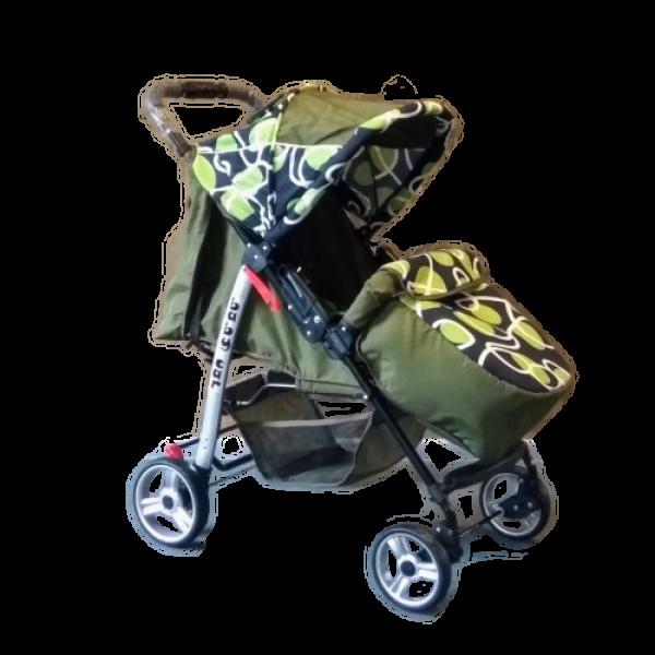 Прогулочная коляска Baby Car 12/Petelki (Беби Кар 12/Петли)