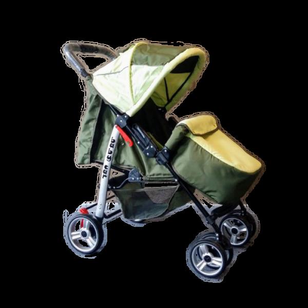 Прогулянкова коляска Baby Car 12/Q1 (Бейбі Кар)