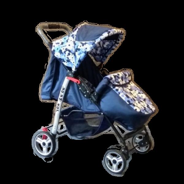 Прогулянкова коляска Baby Car 13/Flower (Бейбі Кар)