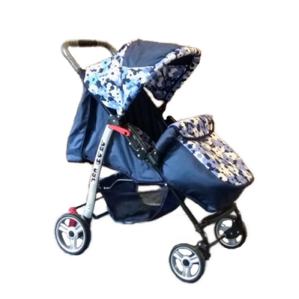 Прогулочная коляска Baby Car 13/Flower 13 (Беби Кар 13/Цветок 13)