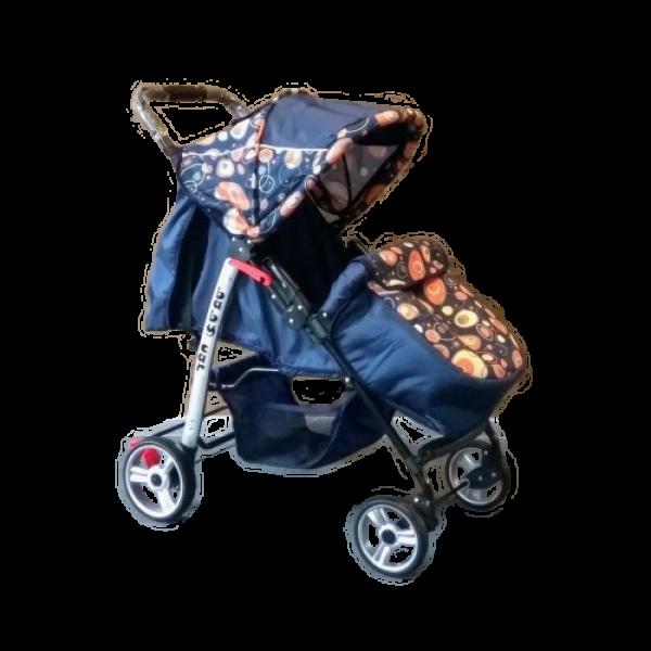 Прогулочная коляска Baby Car 13/Oval D (Беби Кар 13/Овал Д)