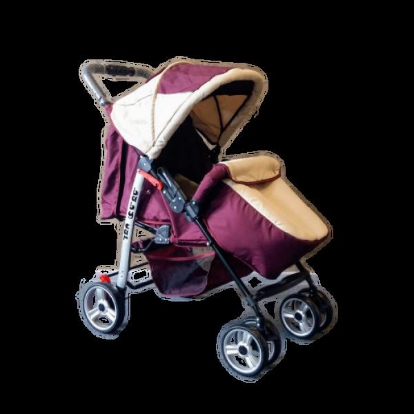 Прогулочная коляска Baby Car 2/24 (Беби Кар 2/24)