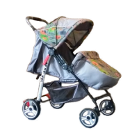 Прогулянкова коляска Baby Car 39/Cube E (Бейбі Кар)