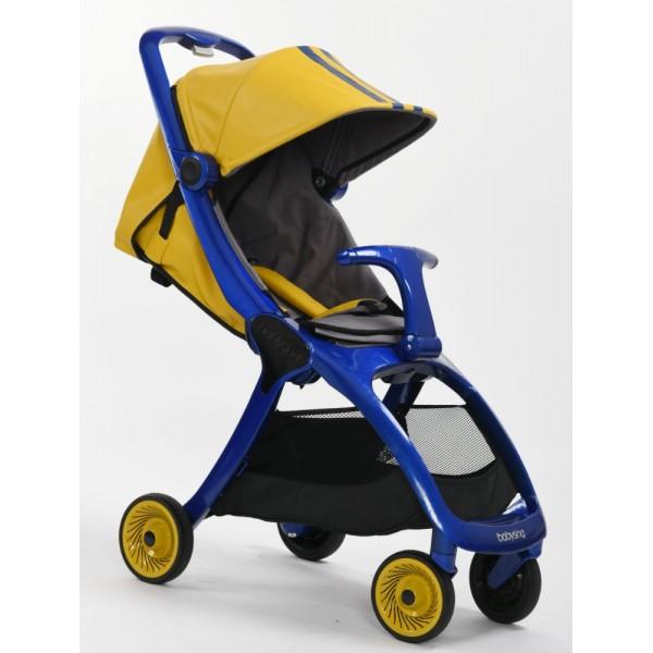 Прогулянкова коляска Babysing K-GO Yellow/Blue (Бебісінг Кей-Гоу)