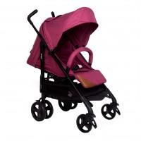 Прогулянкова коляска-тростина Bugs Witty Рожевий (Багс Вітті)