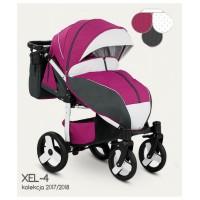 Прогулочная коляска Camarelo Elf XEL-4 (Камарело Ельф XEL-4)